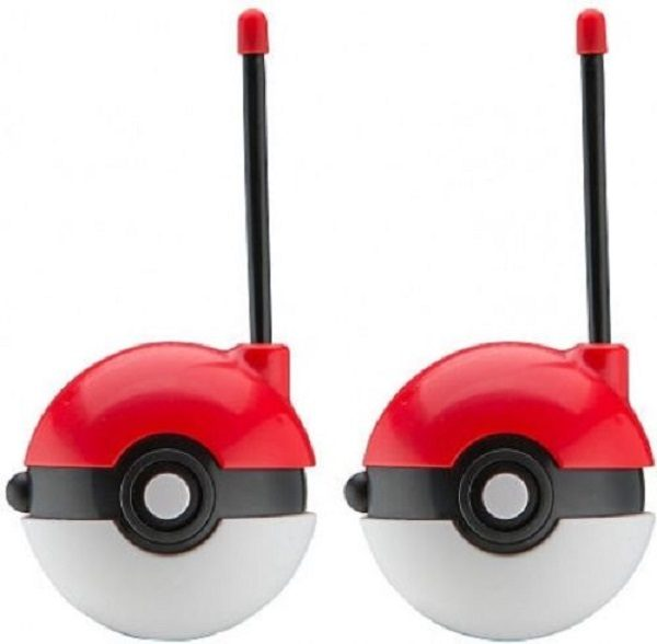 Pokemon Pokeballs Walkie Talkies