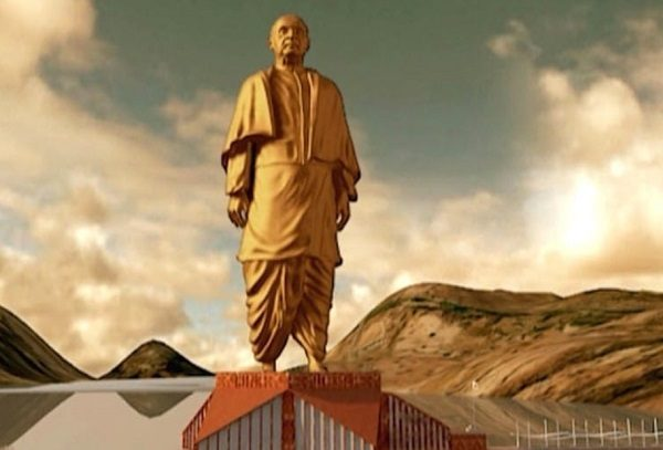 The World's Tallest Statue