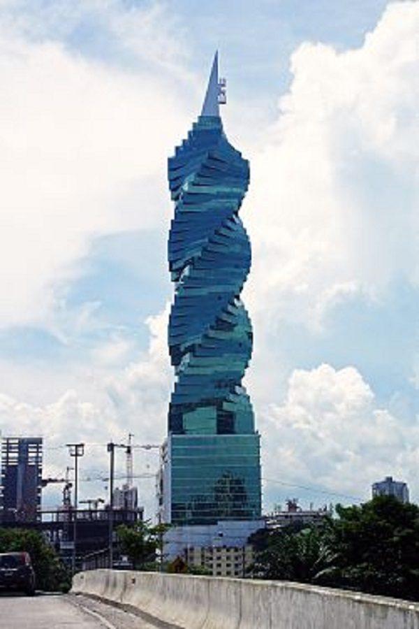 F&F Tower, Panama
