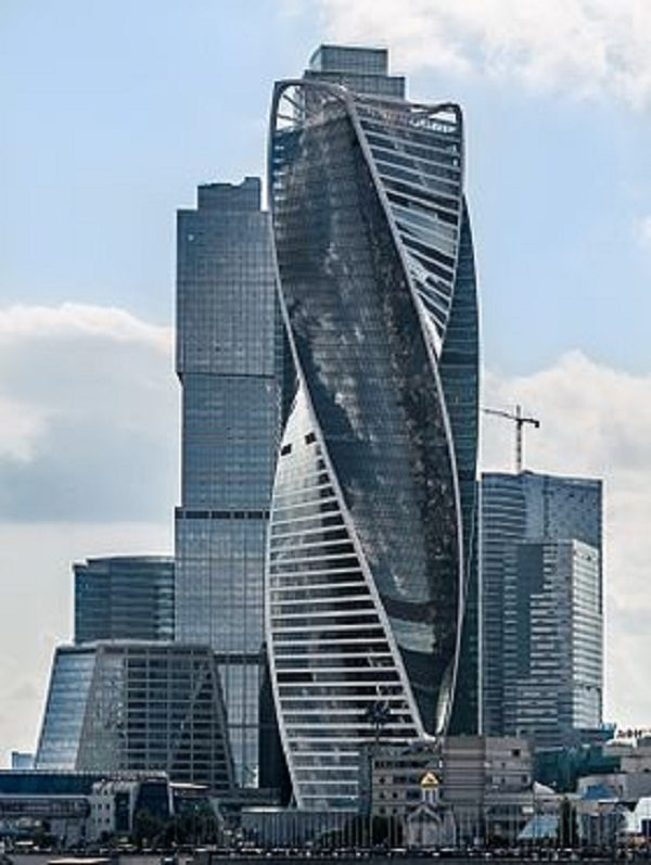 Evolution Tower, Russia