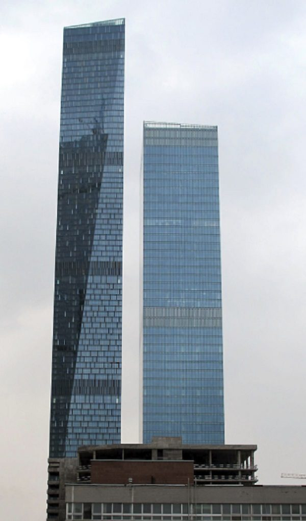OKO: South Tower in Russia