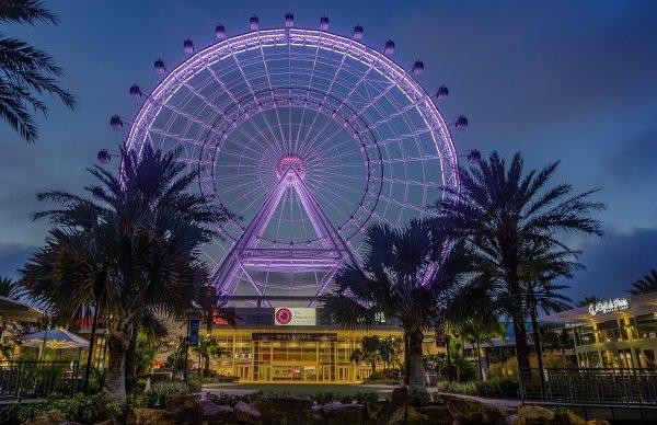 The Orlando Eye, United States