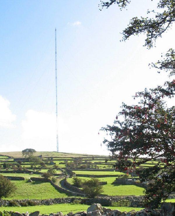Arfon Communication Mast in Gwynedd