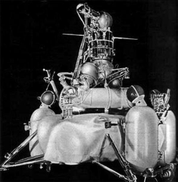 Luna 8, USSR