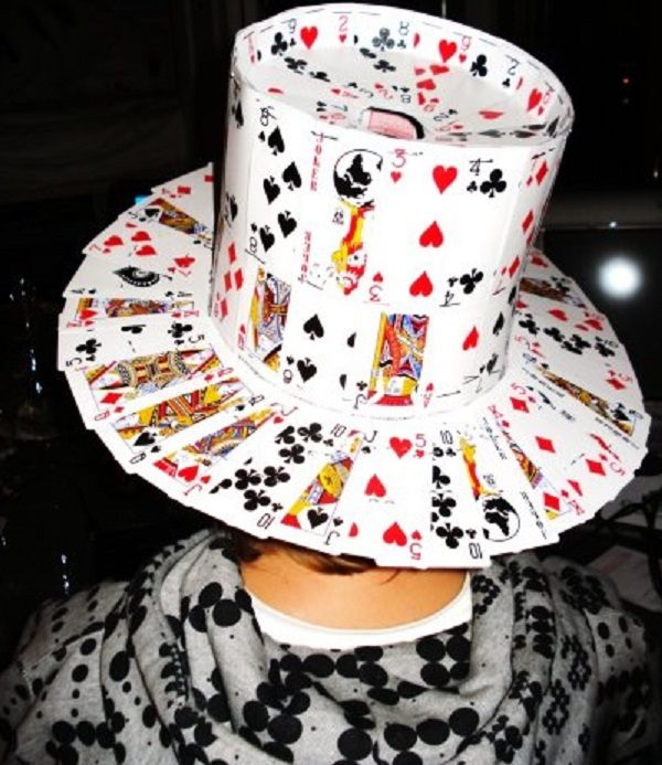 Playing Card Top-Hat