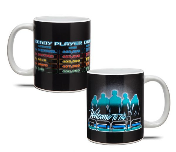 Ready Player One Oasis Tea/Coffee Mug