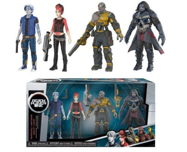 Ready Player One Funko Action Figures