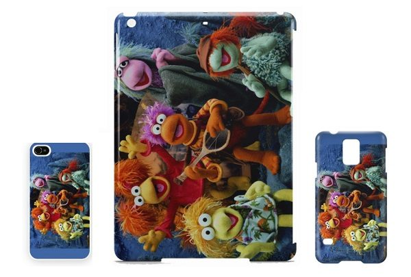 Fraggle Rock Tablet and Smartphone Cases