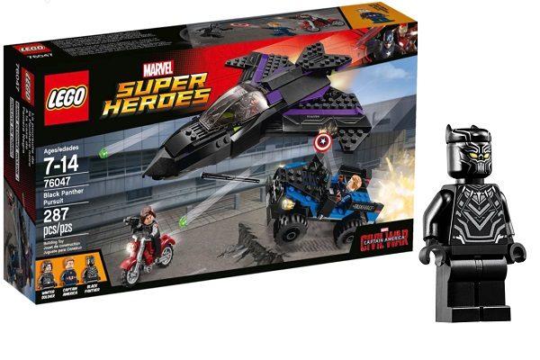 LEGO Marvel Superheroes: Black Panther Pursuit
