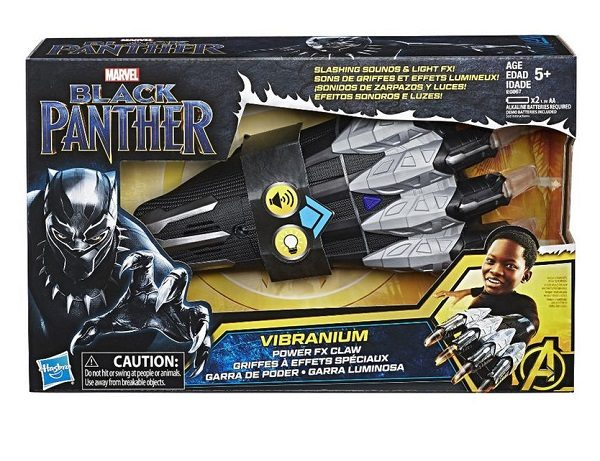 Marvel Studios Black Panther Power FX Claw