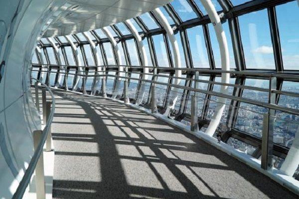 Tokyo Skytree Observation Deck