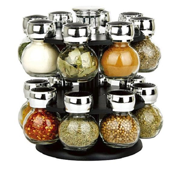 Olde Thompson Orbit Spice Rack