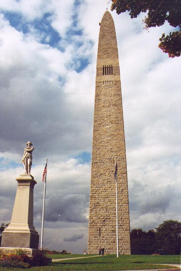 Bennington Battle Monument, United States