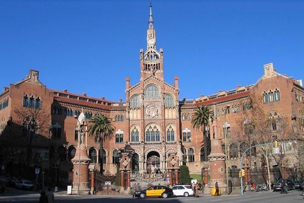 Hospital de Sant Pau, Spain