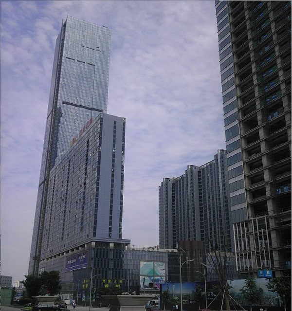 Wuxi Maoye City - Marriott Hotel, China
