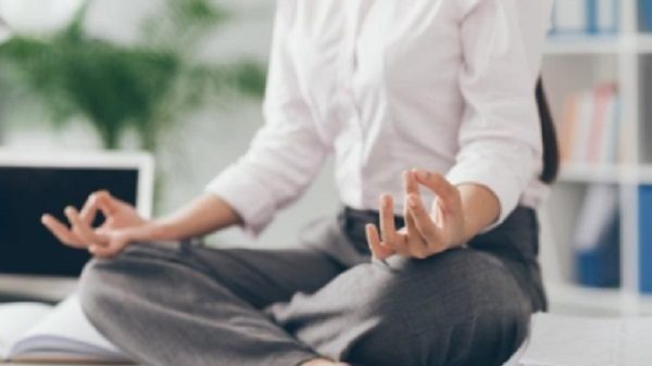 While at Work Meditate
