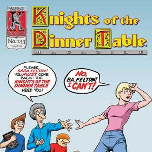 Knights of the Dinner Table