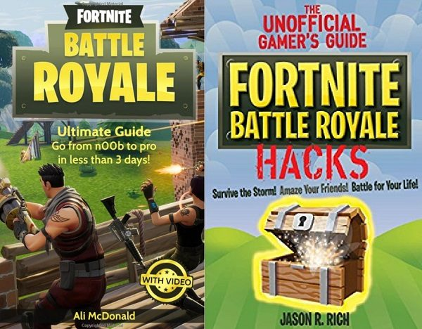 Fortnite Guide & Cheat Books