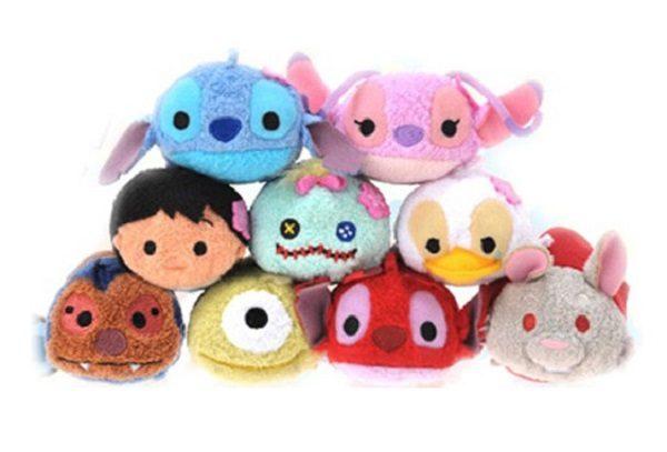 Lilo & Stitch Tsum Tsum's