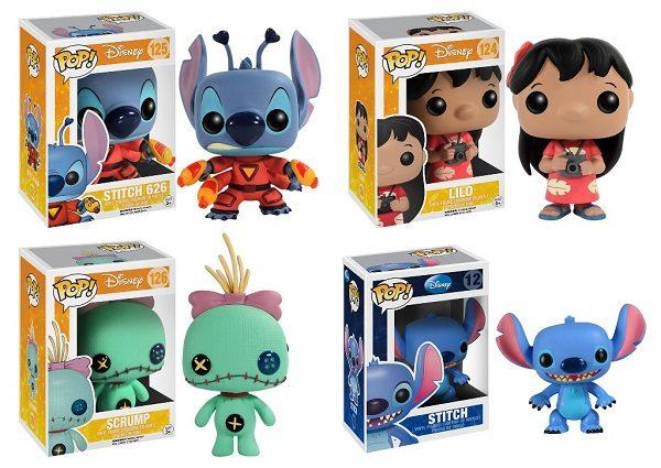 Lilo & Stitch Funko Pop Figures