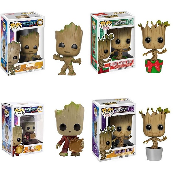 Guardians of the Galaxy - Groot Funko Pop