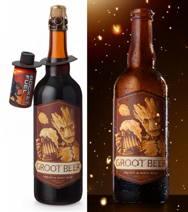 Guardians of the Galaxy - Groot Beer (with Rocket Fuel)