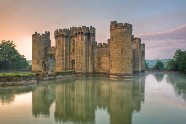 Bodiam Castle, UK