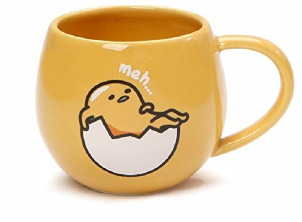 Gudetama Egg Mug