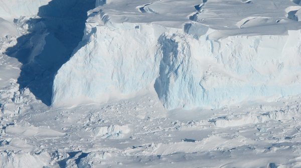 Slessor Glacier, Glacier in the Antarctic
