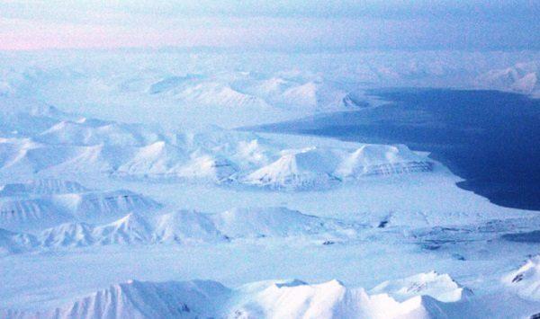 Nordenskiöld Glacier, Arkhangelsk Oblast, Russia