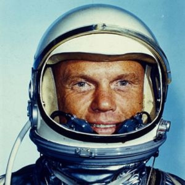 John Glenn from USA