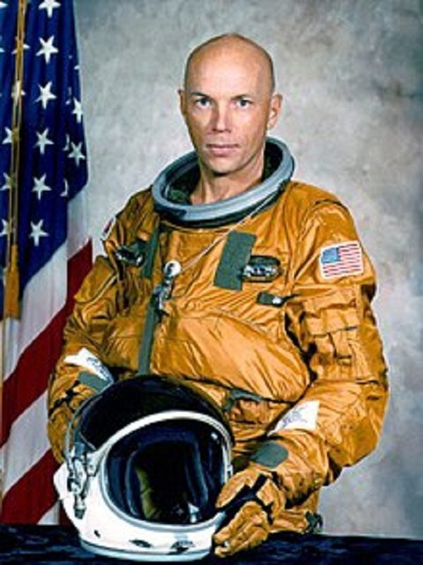 Story Musgrave from USA