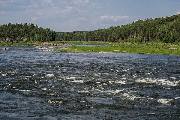 Yenisei River, Eurasia