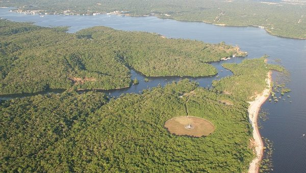 Negro River, South America