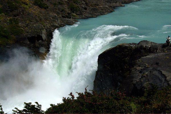 Grande Falls, Uruguay