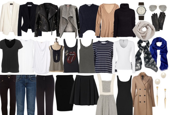 Focus on Basic Wardrobe Staples