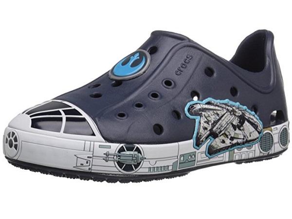 Star Wars Millennium Falcon Crocs
