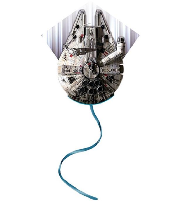 Star Wars Millennium Falcon Popup Kite