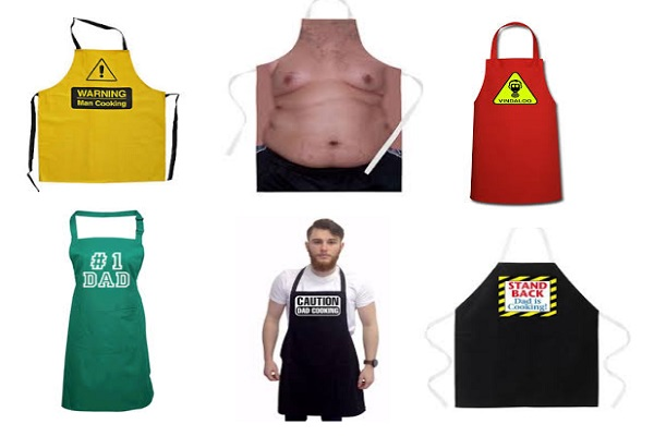Fun Cooking Apron