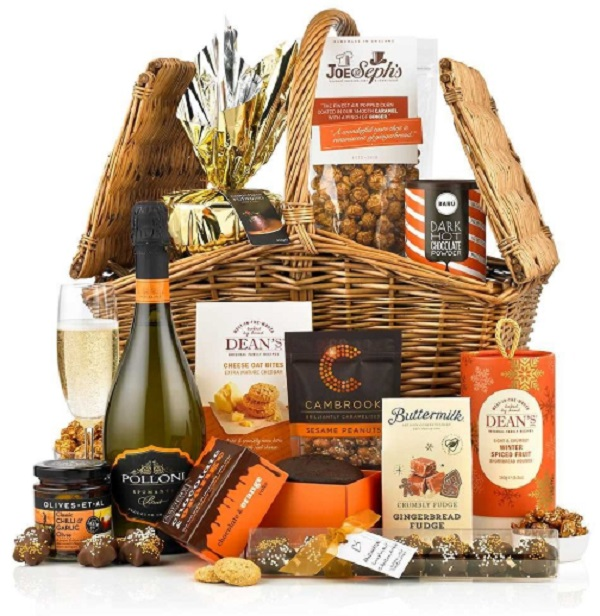 Food or Drink Hamper Gift Idea for a Teacher