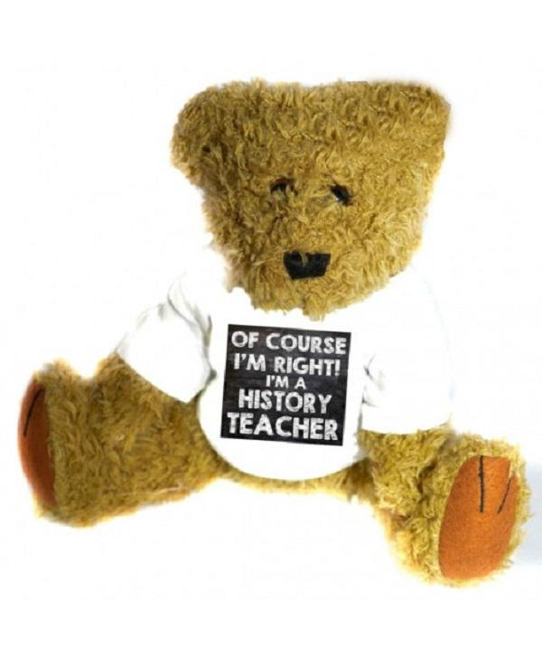 Teddy Gift Idea for a Teacher