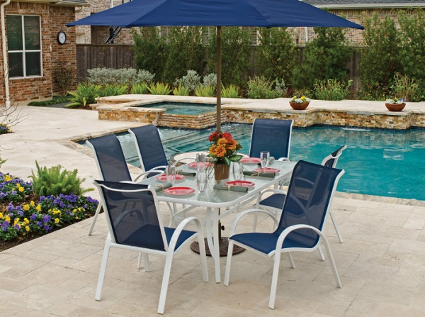 Conran 7 Piece Patio Set