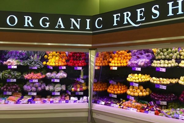 Non-GMO standard and overseen by the government