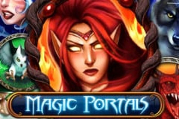 Magic Portals VR Slots