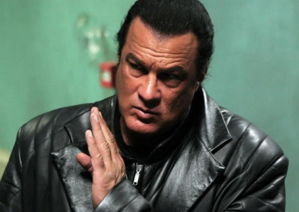 Steven Seagal Action Hero of the 90s