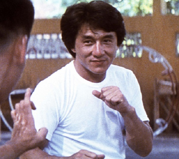 Jackie Chan Action Hero of the 90s