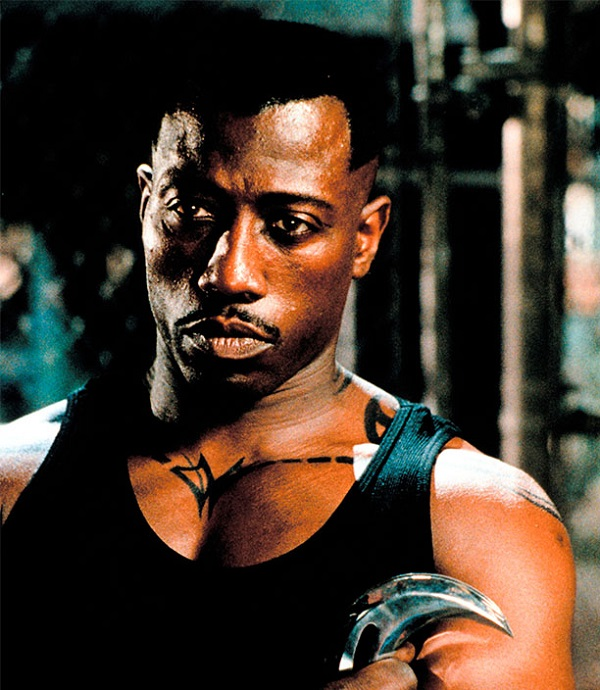 Wesley Snipes Action Hero of the 90s