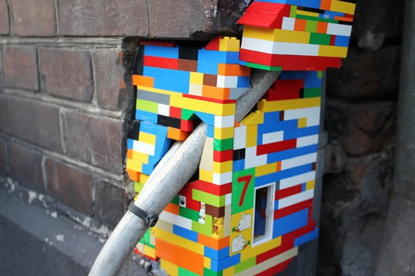 Fix it With LEGO