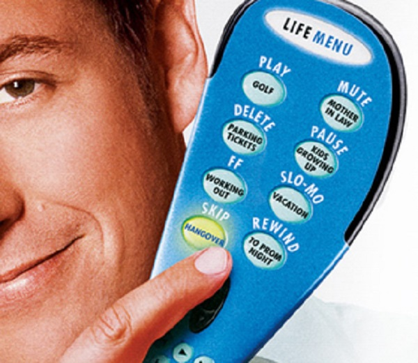 Things From Movies That You Wish Were Real: The Remote Control from Click