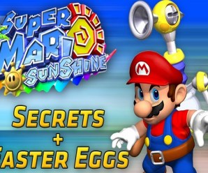Ten Super Mario Sunshine Easter Eggs You've Probably Never Noticed